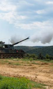 Σε ετοιμότητα ο στρατός στον Έβρο - Συνεχίζονται οι ασκήσεις (φωτο)