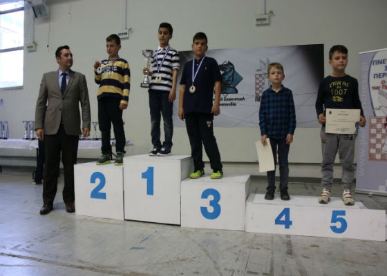 Aσημένιο μετάλλιο για τον Εθνικό Αλεξανδρούπολης σε Πρωτάθλημα Σκακιού