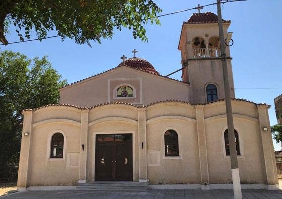 Πανηγυρίζει ο Ιερός Ναός Αγίου Παντελεήμονος Παλαγίας - e-evros.gr