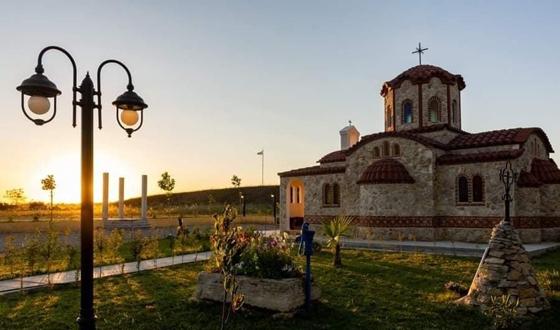 Εγκαινιάζεται το παρεκκλήσι του Αγίου Παίσιου που βρίσκεται στη Νέα Βύσσα!
