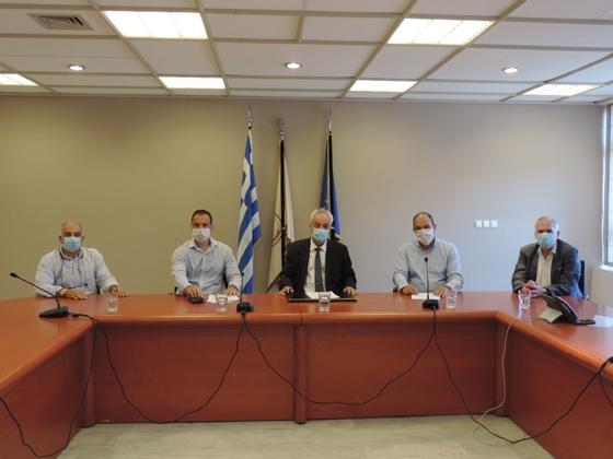 Σύμβαση μεταξύ ΔΠΘ και ΑΝΡΟ για έργο υπαίθριας αναψυχής στην Παν/πολη Κομοτηνής
