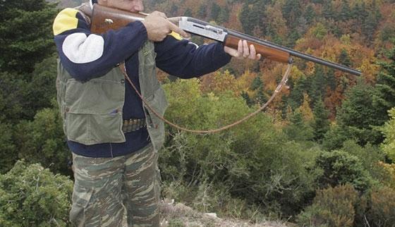 Οι κυνηγοί πρέπει να είναι ιδιαίτερα προσεκτικοί όταν κυνηγούν κοντά σε κατοικημένες περιοχές