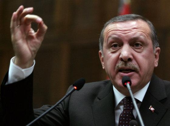 Ερντογάν: Όταν λέμε Θράκη εννοούμε τη Θεσσαλονίκη και τα Σκόπια