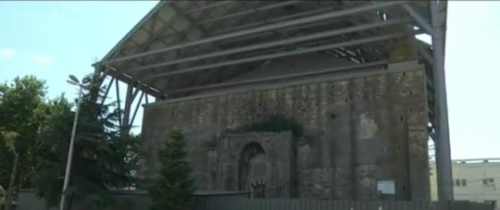 Ολοκληρώθηκε το σκέπαστρο στο Τέμενος Βαγιαζήτ στο Διδυμότειχο