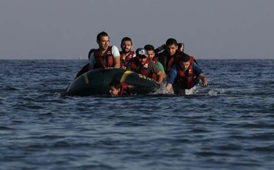 Ακόμη ένα φουσκωτό με μετανάστες εντοπίστηκε σε θαλάσσια περιοχή της Αλεξανδρούπολης