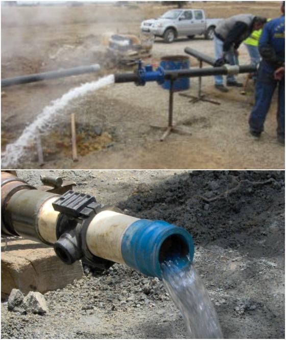 Νερό 90 βαθμών έφερε στην επιφάνεια η γεώτρηση στο γεωθερμικό πεδίο Άνθειας – Αρίστηνου