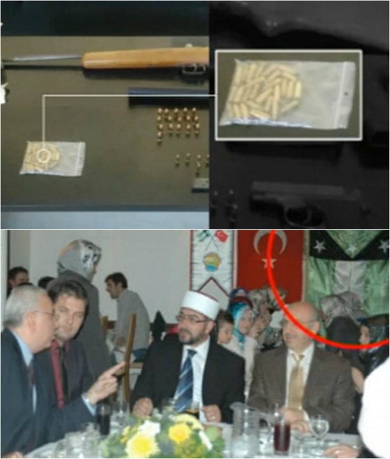 Οι υπόγειες διαδρομές του τουρκικού προξενείου και οι στενές σχέσεις ψευδομουφτή - Ερντογάν