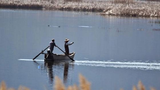 Απαγόρευση αλιείας σε περιοχές του Έβρου