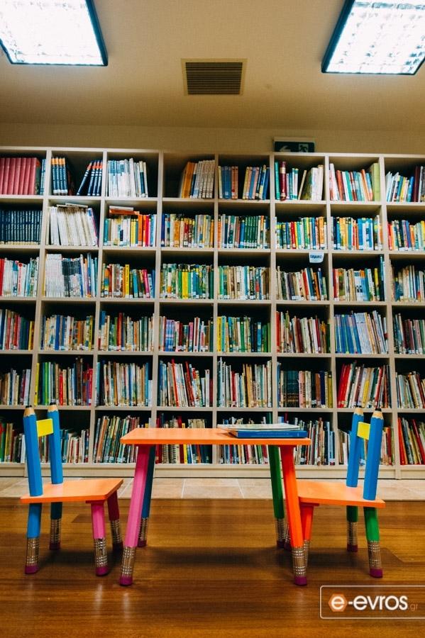 Συνεργασία της Δημοτικής Βιβλιοθήκης Αλεξανδρούπολης με τη Δημοτική Βιβλιοθήκη Βύμποργσκι Αγίας Πετρούπολης