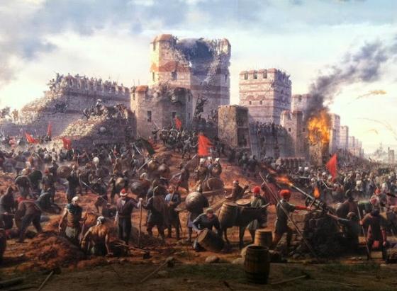 Σαν Σήμερα στις 29 Μαΐου 1453: Η Πόλις εάλω