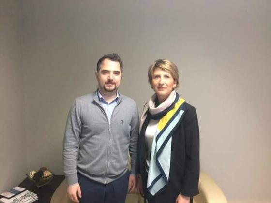Ο δικηγόρος και περιφερειακός σύμβουλος Έβρου Κωνσταντίνος Εξακουστός αποτελεί το νέο μέλος της ΕΝΑ