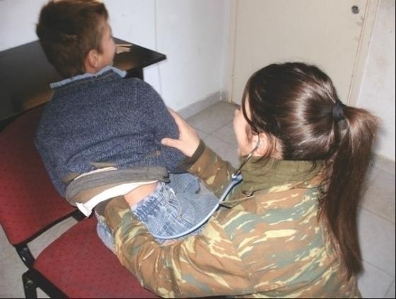 Στην Ελαία θα βρεθεί στρατιωτικό ιατρικό κλιμάκιο για δωρεάν εξετάσεις