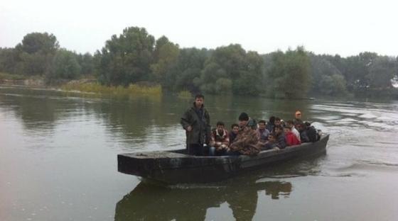 Περισσότερες αφίξεις προσφύγων μέσω Έβρου – 122% αύξηση των ροών τον Ιούλιο