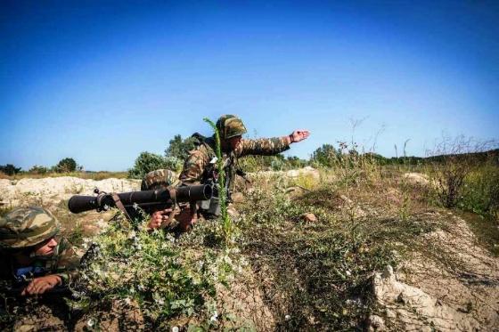 Έβρος: Υψηλή η επιχειρησιακή ετοιμότητα της 7ης Μηχανοκίνητης Ταξιαρχίας (φωτο)
