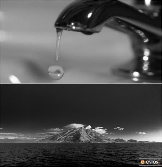 Αγαθό εν ανεπαρκεία: Ταλαιπωρείται η Σαμοθράκη από την έλλειψη νερού