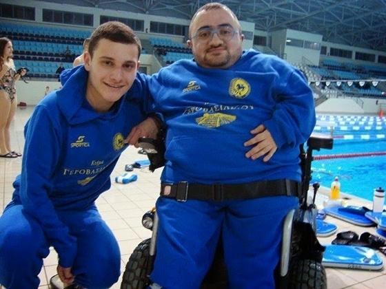 Οι 2 αθλητές του Έβρου, Δημοσθένης Μιχαλεντζάκης και Δημήτρης Καρυπίδης θα αγωνιστούν με τα χρώματα της Ελλάδας