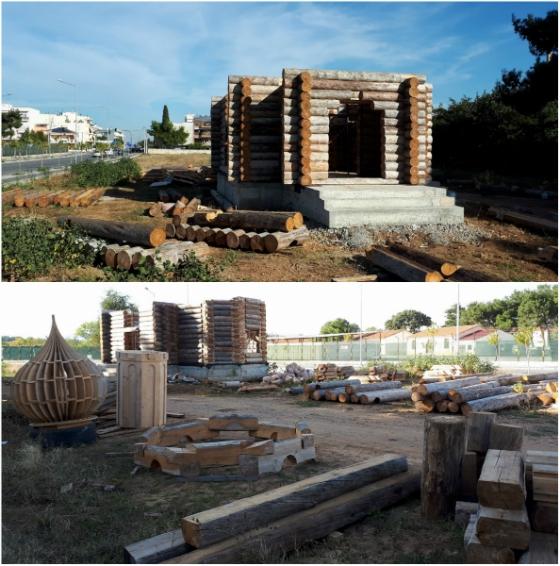 Στην τελική ευθεία οι εργασίες του ρώσικου παρεκκλησίου στην Αλεξανδρούπολη