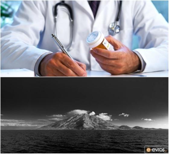 Δωρεάν εξετάσεις από τις Κινητές Ιατρικές Μονάδες του Ιδρύματος Σταύρος Νιάρχος στη Σαμοθράκη