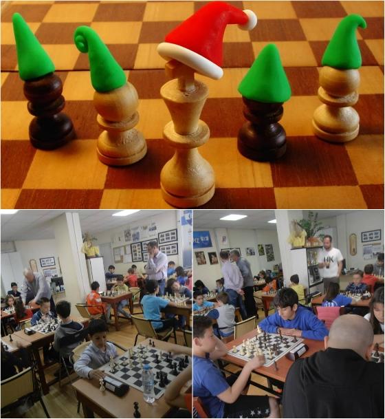 Αλεξανδρούπολη: Πάρτε κι εσείς μέρος στους χριστουγεννιάτικους Αγώνες Σκάκι (Rapid) 2017