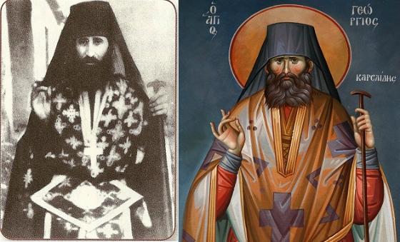 """Την φιλοξενία των ιερών λειψάνων του Αγίου Γεωργίου του Καρσλίδη στην Ορεστιάδα ζητά ο """"Διγενής"""""""