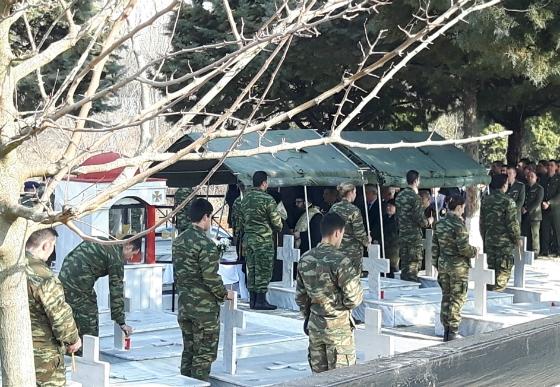 Τρισάγιο θα τελεστεί στο Στρατιωτικό Νεκροταφείο Αλεξανδρούπολης