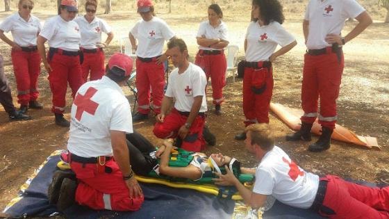 25η Εκπαίδευση Εθελοντών Νοσηλευτικής του Τοπικού Τμήματος Ε.Ε.Σ. Αλεξανδρούπολης