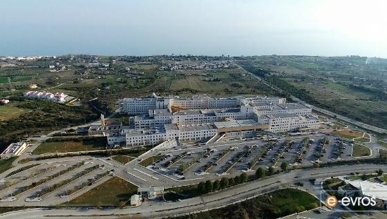Περιστατικό νόσου αιμορραγικού πυρετού στο Νοσοκομείο Αλεξανδρούπολης