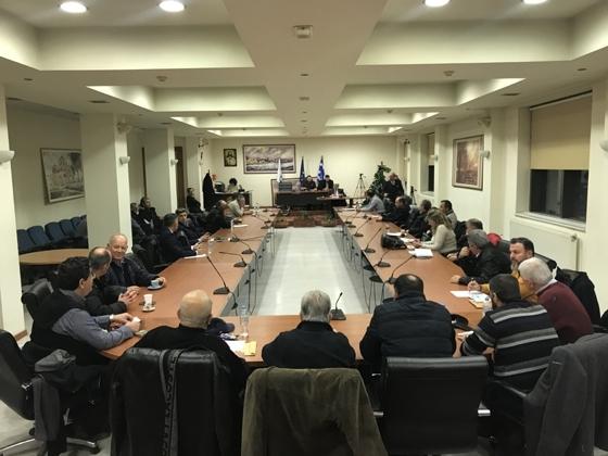 Συνεδριάζει τη Δευτέρα το Δημοτικό Συμβούλιο Αλεξανδρούπολης