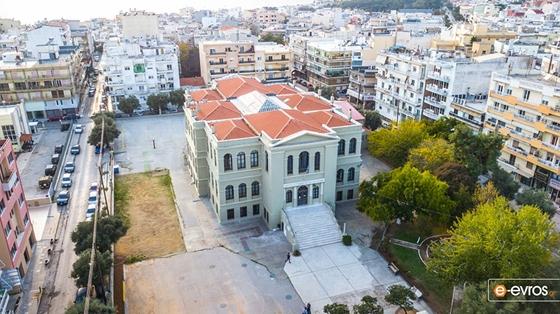 Το «Σπίτι του Πίνγκ-Πόνγκ» δημιουργείται στην Αλεξανδρούπολη