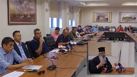Επικαιροποιείται το Σχέδιο Εκκένωσης Δικέλλων – Μάκρης Αλεξανδρούπολης