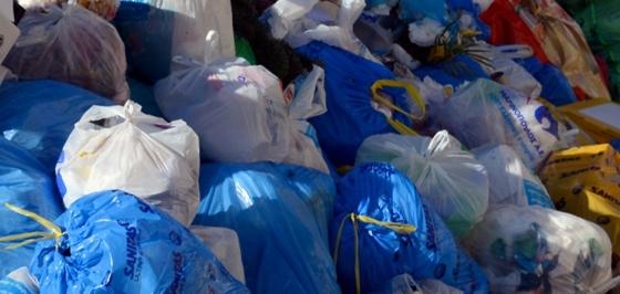 Σκουπίδια παντού στη Σαμοθράκη: «Περιμένουμε την απόφαση του δικαστηρίου»