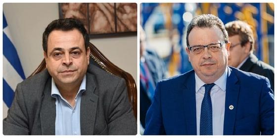Ο Ν.Σαντορινιός & ο Σ.Φάμελλος