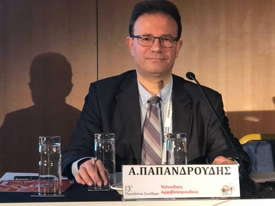 Ο Ανδρέας Παπανδρούδης νέος Πρόεδρος του Ιατρικού Συλλόγου Έβρου