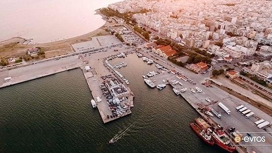 Νέα απεργία στο λιμάνι της Αλεξανδρούπολης – κινητοποιήσεις διαρκείας προαναγγέλλουν οι εργαζόμενοι