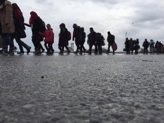 """Αύξηση των ροών προς τον Έβρο """"βλέπει"""" ο Υπουργός Μεταναστευτικής Πολιτικής"""