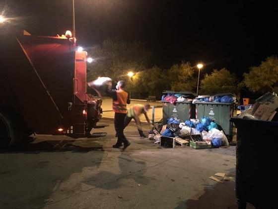Άνθρωποι & σκουπίδια μαζί με απόφαση Δικαστηρίου για τη Σαμοθράκη