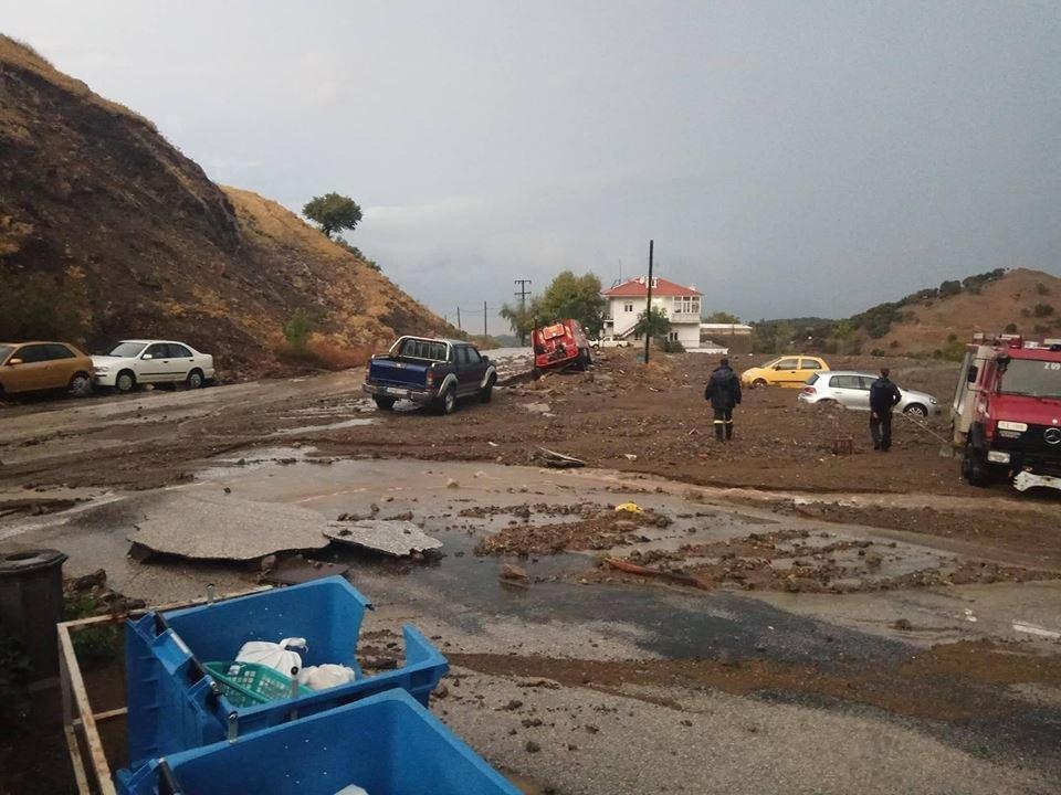 Ξεκινά μετά από 14 μήνες η αποκατάσταση του Βόρειου Οδικού Τμήματος στη Σαμοθράκη