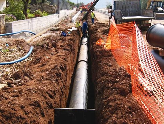 Αντικατάσταση δικτύου ύδρευσης στις Φέρες & κατασκευή Βιολογικού στη Σαμοθράκη στα 13 εκ. € του «Φιλόδημου»