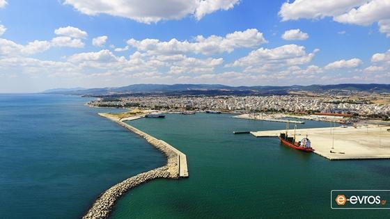 Στο επίκεντρο ξανά το λιμάνι της Αλεξανδρούπολης