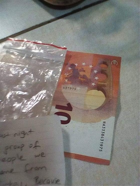 Τα χρήματα & το σημείωμα