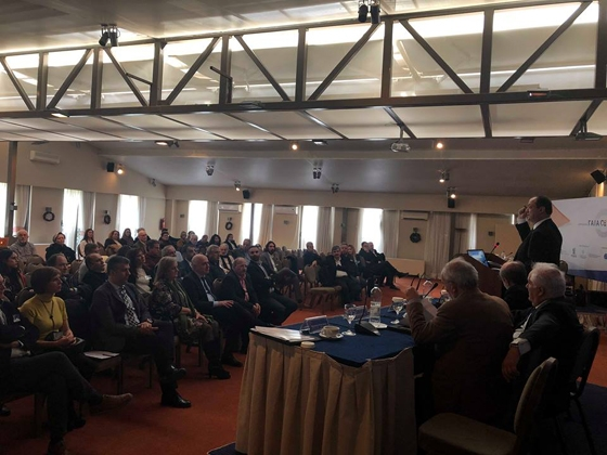 """Το παρόν έδωσαν ο Περιφερειάρχης ΑΜ-Θ, ο Αερολιμενάρχης του """"Δημόκριτος"""", Βουλευτές ΣΥΡΙΖΑ Έβρου, & ο Πρόεδρος του Εμπορικού Επιμελητηρίου Έβρου μεταξύ άλλων"""
