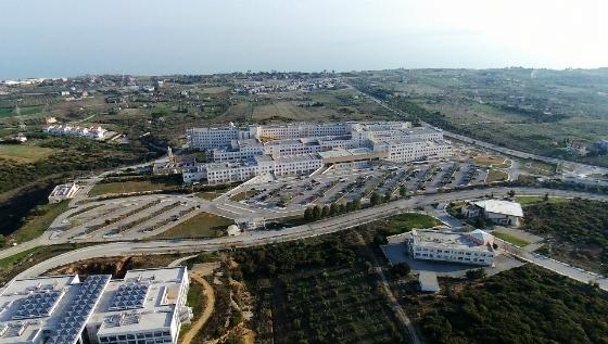 Το Νοσοκομείο Αλεξανδρούπολης