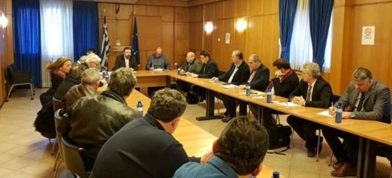 Ένα «ναι» & μια δέσμευση πήραν από τον Υπουργό οι αγρότες του Έβρου – νέα σύσκεψη για διαμαρτυρία με τρακτέρ