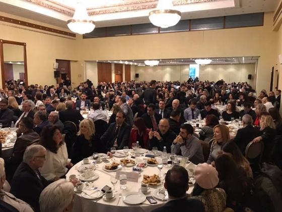 Στιγμιότυπο από την εκδήλωση