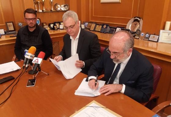 Βαγγέλης Λαμπάκης, Απόστολος Αντωνούδης & Γιώργος Κουκουράβας