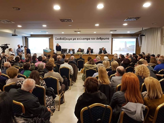 «Δήμος για Όλους – Πρώτα Εσύ»: πως θα βελτιωθεί η καθημερινότητα των ΑμεΑ στην Αλεξανδρούπολη