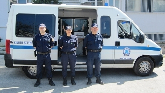 Δρομολόγια των Κινητών Αστυνομικών Μονάδων στον Έβρο από 15 έως 21 Απριλίου 2019