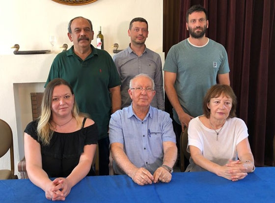 Οι υπoψήφιοι βουλευτές του ΚΚΕ για το νομό Έβρου