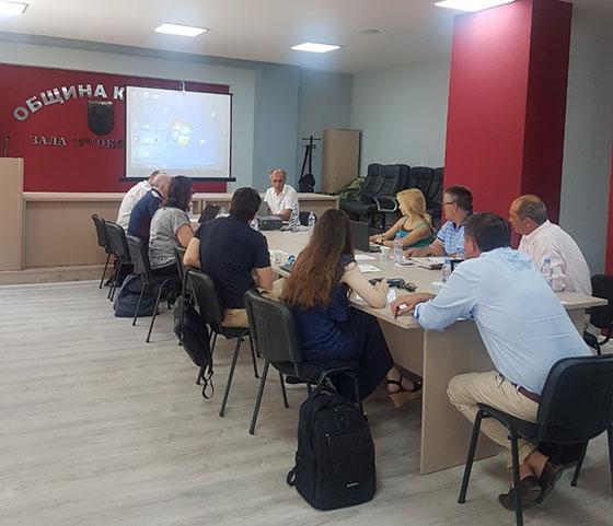 Συνεργασία φορέων Ελλάδας – Βουλγαρίας για την βιώσιμη διαχείριση των υδάτων - Επικεφαλής του έργου η ΔΕΥΑΑ