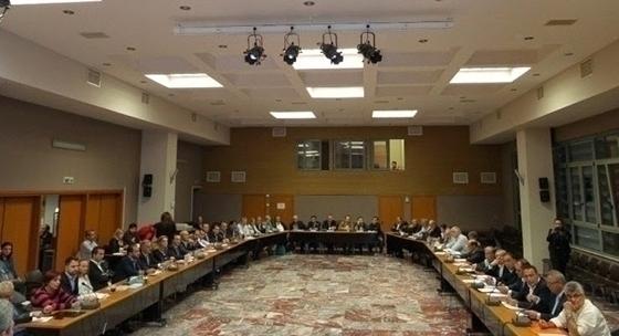 Έκτακτη συνεδρίαση του Περιφερειακού Συμβουλίου της Περιφέρειας Ανατολικής Μακεδονίας και Θράκης